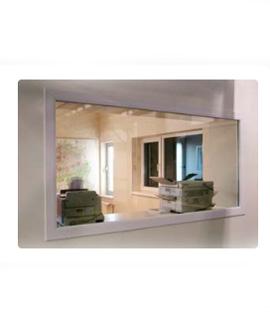 PVC - Enkel vast raam (KRE)