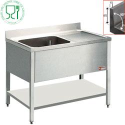 Matériel neuf - Mobilier inox - hygiène - Diamond - L1411D