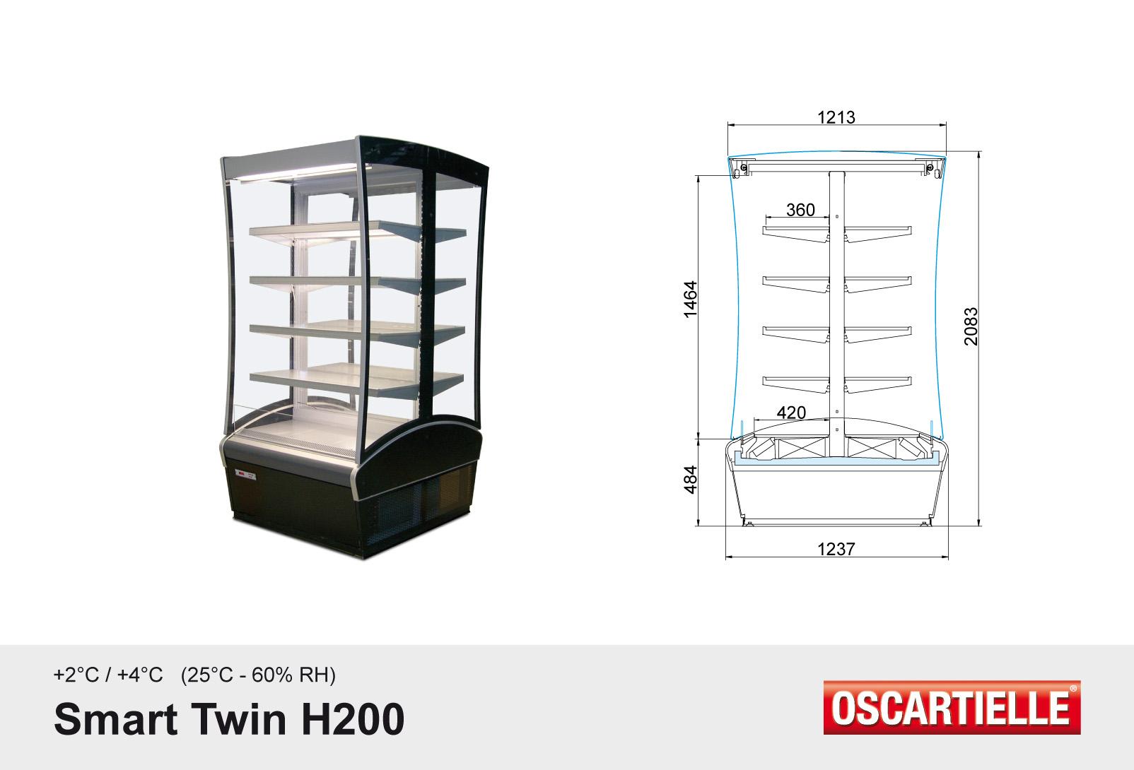 Smart Twin H160/H200